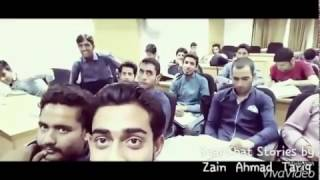 A day in ARID University (ZAT official 14)