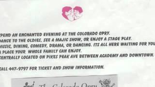 I Wanna Go Too Far - Colorado Opry