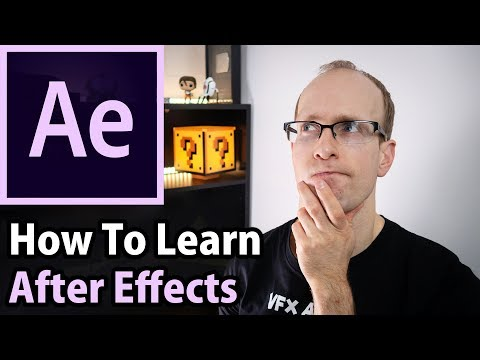 How to Learn AFTER EFFECTS Fast | Top 5 Tips + Win a Course ...