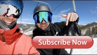 Snowboarding with Board Archive At Keystone - (Season 3, Day 107)