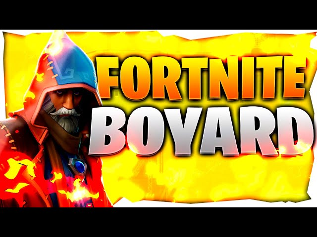 FORTNITE BOYARD