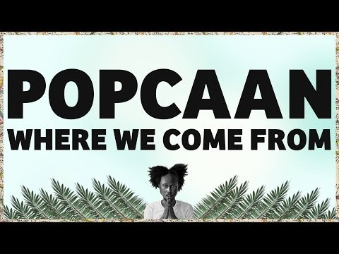 gratis download video - Popcaan - Where We Come From (Produced by Anju Blaxx) - OFFICIAL LYRIC VIDEO