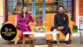 The Kapil Sharma Show - Full Toss With Suresh Raina & Priyanka Uncensored | Suresh Raina, Priyanka