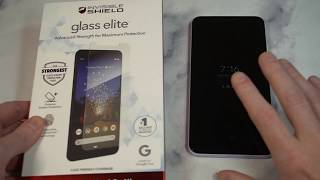 Zagg InvisibleShield Glass Elite for Google Pixel 3a XL Review