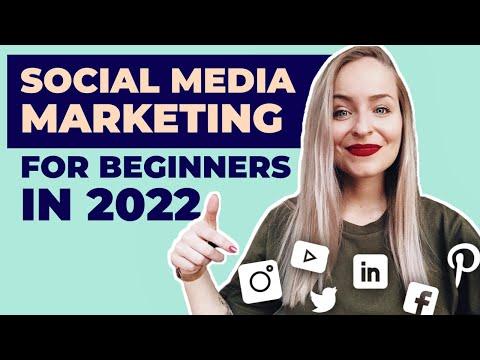 Learn Social Media Marketing as a BEGINNER IN 2021 - YouTube