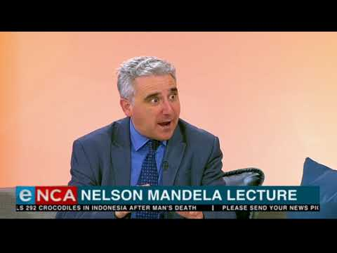 Barack Obama to deliver annual Nelson Mandela lecture today