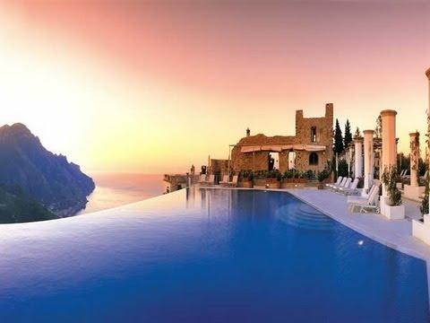 Video Hotel Caruso, Ravello, Amalfi Coast, Italy - Unravel Travel TV