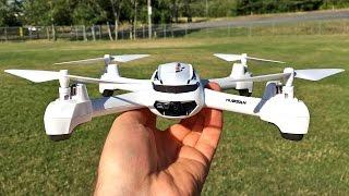 GPS & Follow Me Test - Hubsan H502S X4 Desire GPS FPV Drone Quadcopter