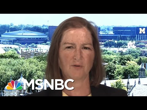 Fmr. U.S. Attorney: New Audio Reveals Questioner 'Coaching' Officer In Breonna Taylor Death | MSNBC