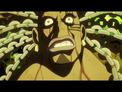 Naotoshi Shida One Piece -Heart of Gold- Luffy vs Mad Treasure