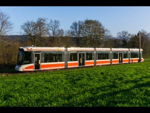 Gmunden (AT): Der neue Tramlink (Stadt-R