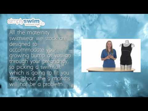 Womens Maternity Swimwear Department – www.simplyswim.com