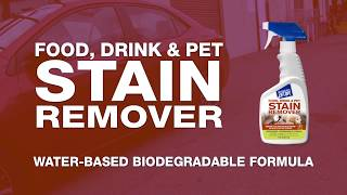 Motsenböcker's Lift Off Auto - Food, Drink, and Pet Stain Remover