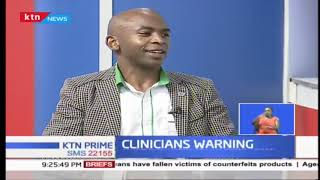 Kenya union of clinical officers announces possibility of strike