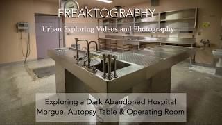 Urban Exploring: Abandoned Old Oakville Trafalgar Memorial Hospital