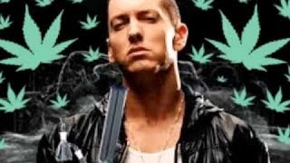 Eminem - Must Be The Ganja ( Lyrics) / HD /