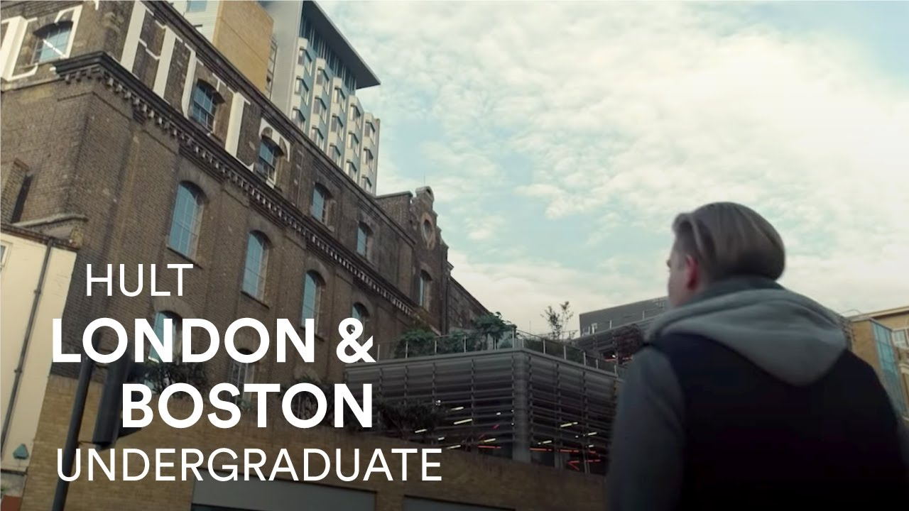 Hult Undergraduate | London & Boston Campuses