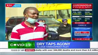 Dry Taps agony:  Highrise estate residents fault cartels as they decry weeks of water shortage