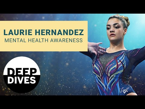 Olympic Gymnast Laurie Hernandez Speaks Out About the Pressure Put on Athletes | Health.com