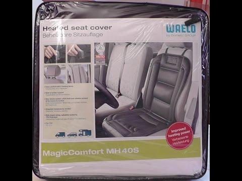 Einbau Sitzheizung || Einbau beheizbare Sitzauflage || WAECO MagicComfort MH-40s
