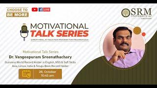 Dr. Vangeepuram Sreenatha Chary