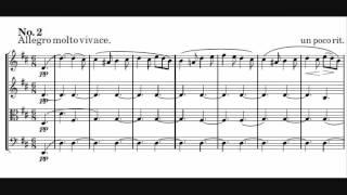 Piazzolla Libertango | String Quartet Sheet Music - Most