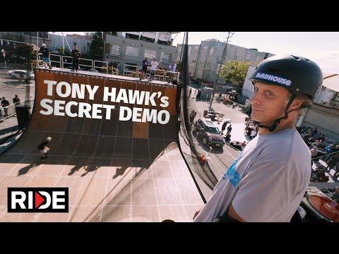 Tony Hawk's San Francisco Surprise Demo