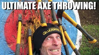 I WILL IF YOU WILL | Ep  5 | THROWING AXES
