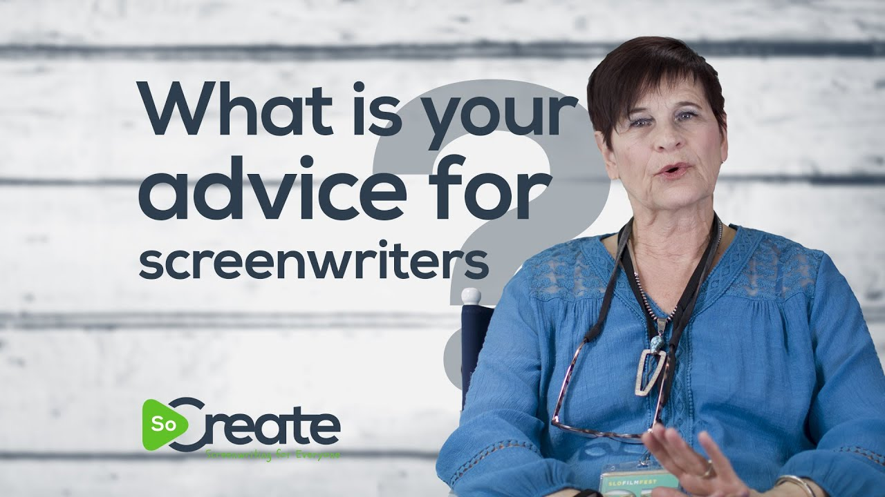 5 Things a Professional Screenwriter Would Say to Up and Comers - W/ Dale Griffiths Stamos