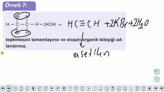 Eğitim Vadisi AYT Kimya 12.Föy Organik Bileşikler 3 (Alkinler) Konu Anlatım Videoları