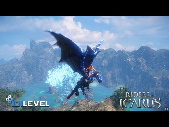 Riders of Icarus - Zepiros