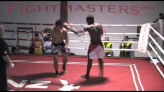 Muay Thai - Israel Adesanya v Eds Eramiha