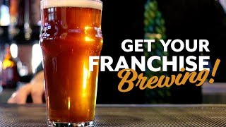 Now Franchising: Bring a Scotty's Brewhouse to your Hometown!