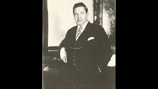 John McCormack ~ Believe me if all those endearing...    (Radio Broadcast). 1933