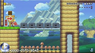 Bomb-Omb Bowling!!! - Super Mario Maker