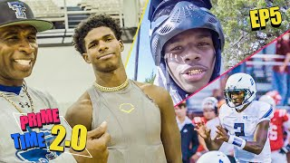 """Stand Up Or Be A COWARD!"" Shedeur And Deion Sanders SHUT UP Their Haters & Go CRAZY At Paintball 🔥"