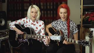 Getting Better - MonaLisa Twins (The Beatles Acoustic Cover)