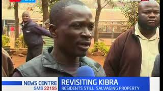 Kibra demolitions day two: Thousands rendered homeless, as students miss school