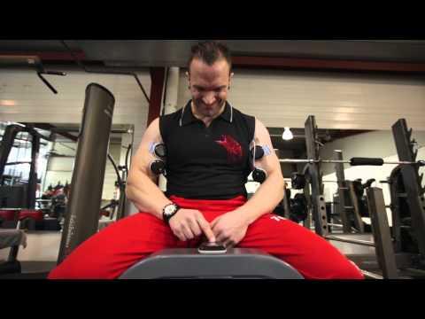 Fait mal un grand muscle de devant tibial