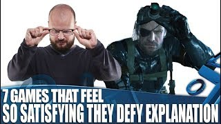 7 Examples of 'Game Feel' So Satisfying They Defy Explanation