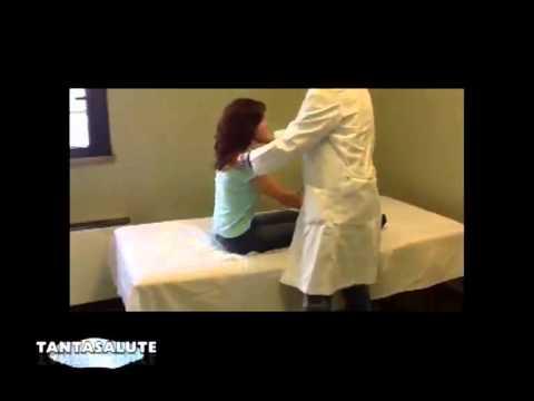 È possibile fare un bagno in osteocondrosi del collo