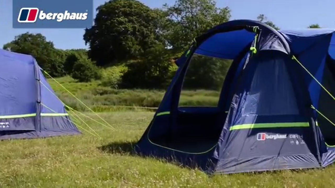 The Berghaus Air 6 Family Tent - Everything You Need To Know