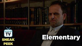 """Sneak peek 2 6.11 """"Elementary"""" - CBS"""