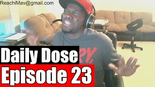 #DailyDose Ep.23 - My Idol Growing Up + Slap Boxing Commissioner  #G1GB