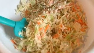How To Make Coleslaw Better Than KFC
