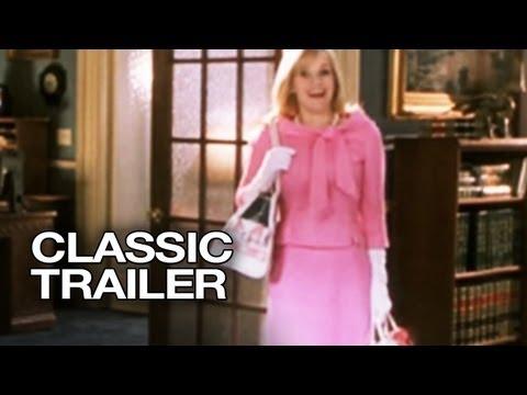 Video trailer för Legally Blonde 2 Official Trailer #1 - Bruce McGill Movie (2003) HD