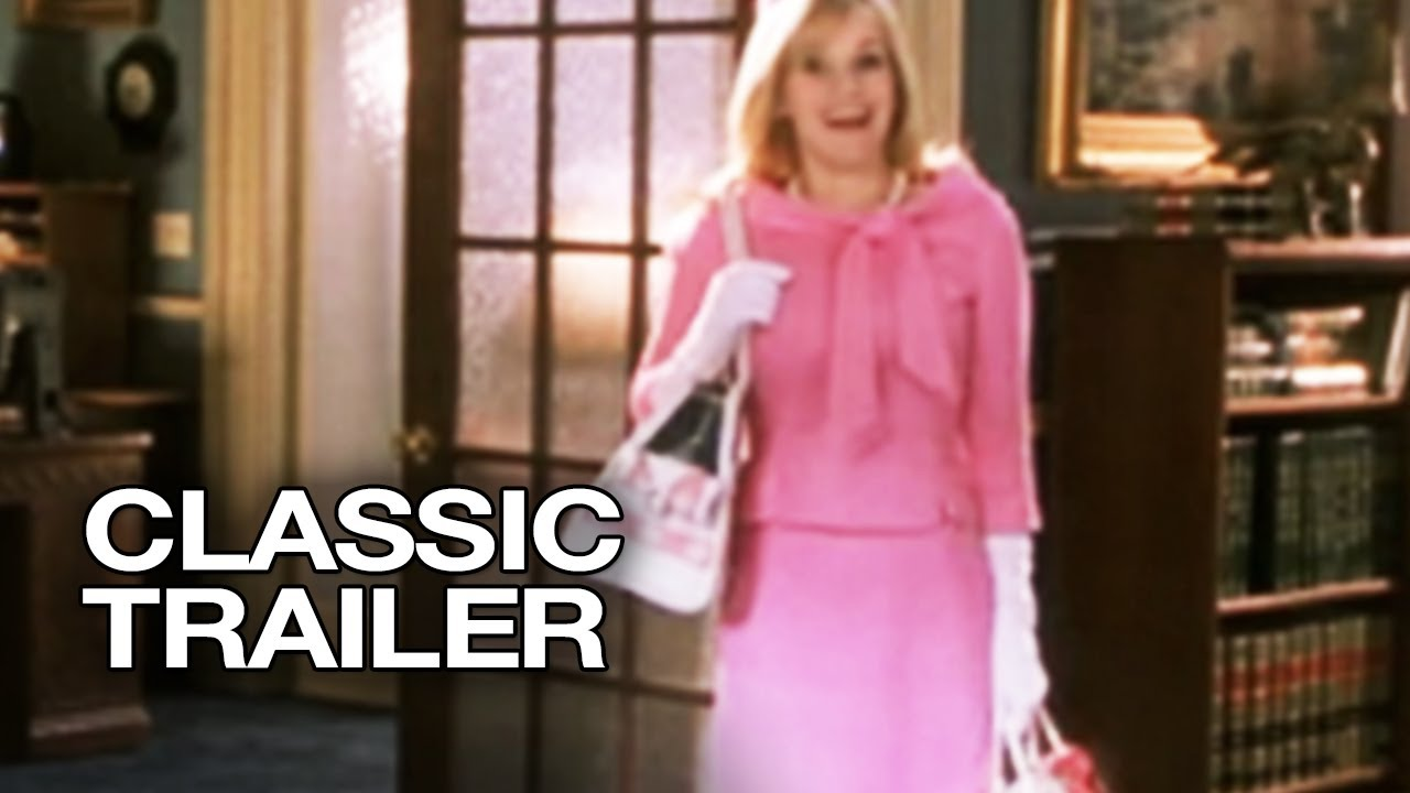 Trailer för Legally Blonde 2: Red, White & Blonde