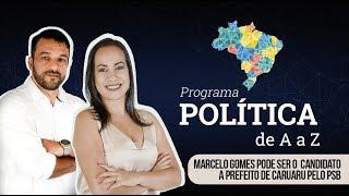 Marcelo Gomes pode ser o  candidato a prefeito de Caruaru pelo PSB