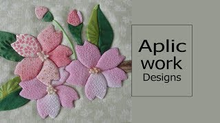 Hand Embroidery/Aplic Work Designs /Rilli Work/Applique Work/Patch Work/Handwork#191