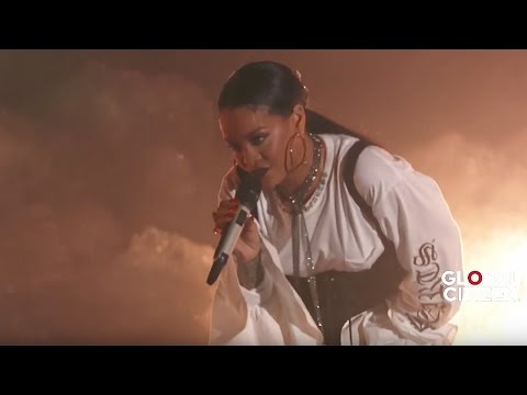 Rihanna FourFiveSeconds | Live At Global Citizen Festival 2016 Mp3